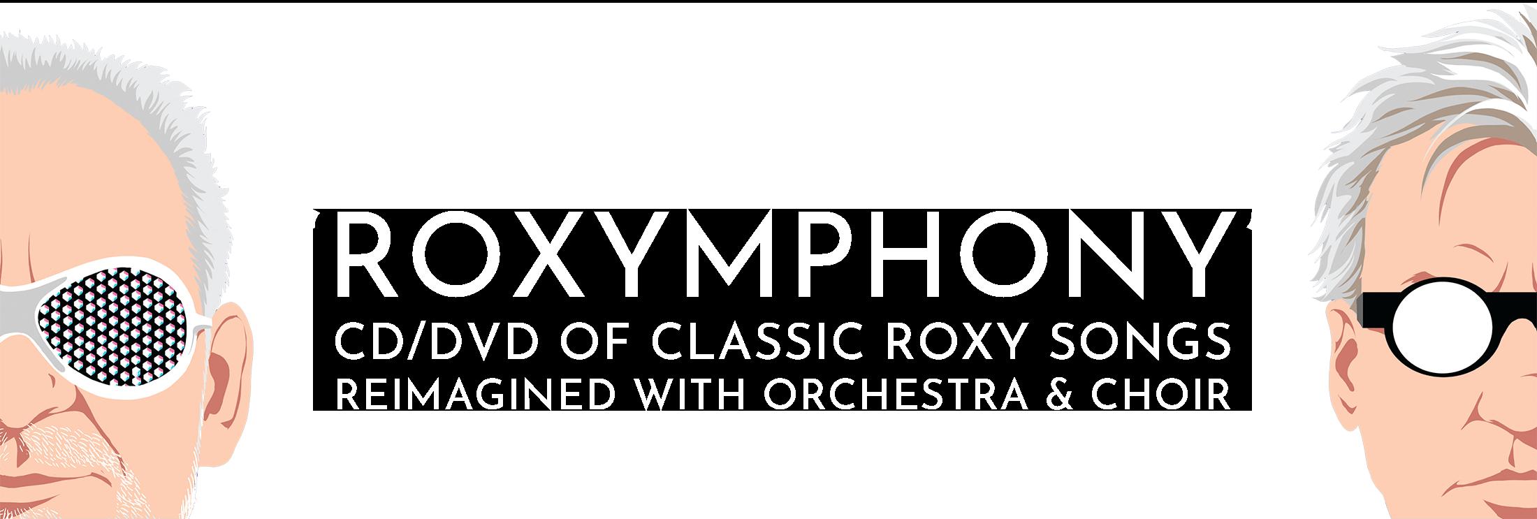 Roxymphony Album Phil Manzanera & Andy Mackay